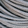 Stock Photo: Steel Cables