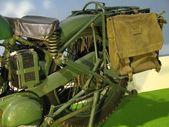 Vintage Motorbike — Stock Photo