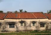Old Chinese Farmhouse — Stock Photo