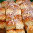 Fresh Bread Buns — 图库照片