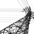 Large Powermast — Stock Photo #1215513