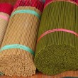 Bundles of Incense Sticks — Stock Photo
