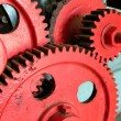 Stock Photo: Vintage Gears