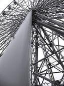 Ferris Wheel Detail — Stock Photo