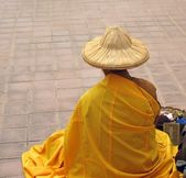 Buddhist Monk — Stock Photo