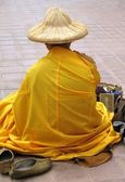 Chinese Monk — Stock Photo