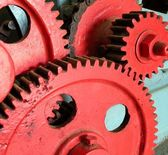 Vintage Gears — Stock Photo