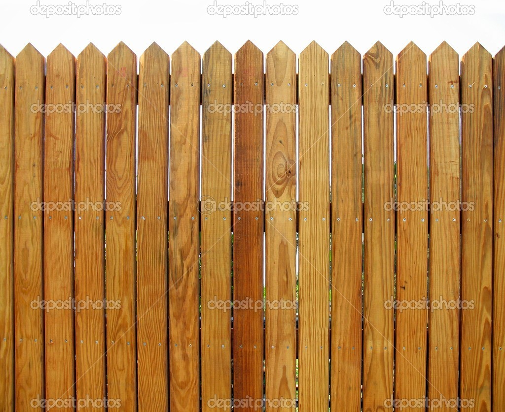 -- with slats that show the natural wood pattern — Stock Photo #1216565