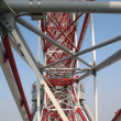 Stock Photo: Ferris Wheel Detail