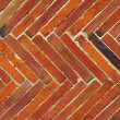 Diagonal Bricks — Stock Photo