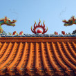 Chinese Temple Roof — Stock Photo #1291565