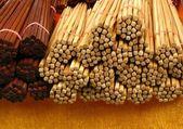 Bundles of Chopsticks — Stock Photo