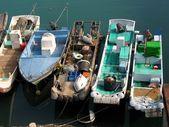 Small Fishing Boats — Stock Photo