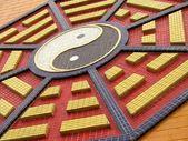 Octagonal Symbol of Taoism — Stock Photo