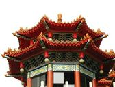 Chinese Temple Detail — Stockfoto