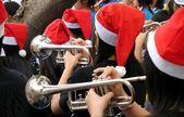 Trumpet Players — Stock Photo