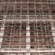 Stock Photo: Intricate Scaffolding