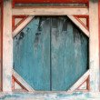 Old Chinese Window — Stock Photo