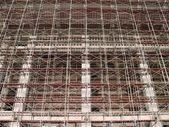 Intricate Scaffolding — Stock Photo