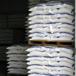 Warehouse with Sacks — Stock Photo #1310120