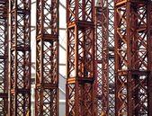 Bridge Construction Closeup — Stock Photo
