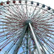 Gigantic Ferris Wheel — Foto de Stock