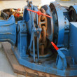 Stock Photo: Anchor Winch