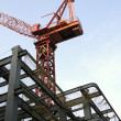 Stock Photo: Large Scale Construction