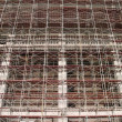Intricate Scaffolding — Stock Photo