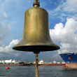 thumbnail of Large Bell at Kaohsiung Harbor