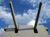 Navy Artillery — Stock Photo