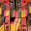 Native Dress Ornaments — Photo