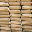 Cement Bags — Stock Photo #2190734