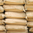 Cement Sacks - Stock Photo