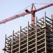 Highrise Construction — Stock Photo