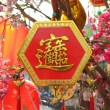Chinese New Year Decorations — Stock Photo #2191921