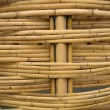 Detail of Bamboo Construction — Stock Photo