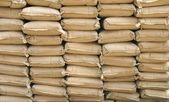 Cement Bags — Stock Photo