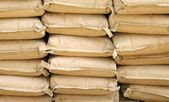 Cement Sacks — Stock Photo