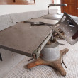 Vintage Operating Table — Stock Photo #2489924