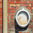 Outdoor Urinal — Stock Photo #2545901