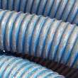 Stock Photo: Large Plastic Hose