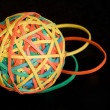 Rubber Bands — Foto de stock #1369854