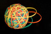 Rubber Bands — Stockfoto