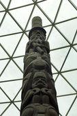 Totem américain — Photo