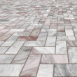 Stock Photo: Paved floor