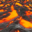 Magma - Stock Photo