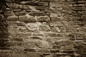 Oude stenen muur achtergrond — Stockfoto