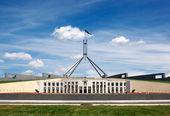 Parliament house — Stock Photo