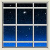 Jasná hvězda — Stock fotografie